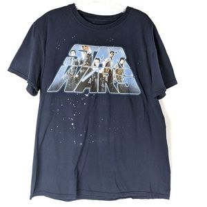 STAR WARS  Graphic Tee Size L